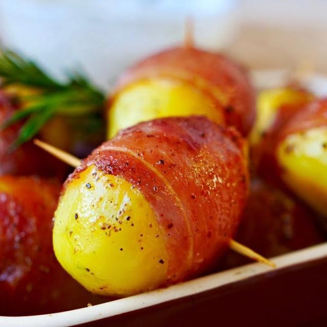 Как из Обычной Картошки Сделать Праздничное Блюдо на Новый Год | Рецепт Ольги Матвей