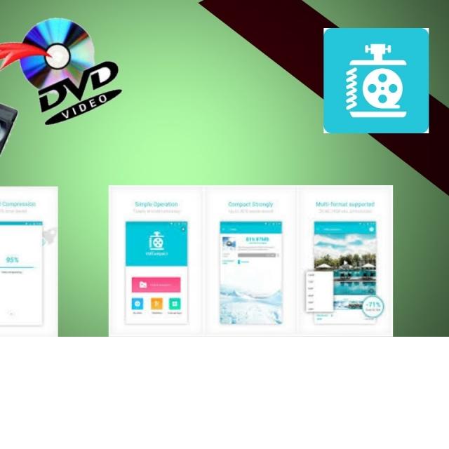 Как уменьшить разрешение видео на Android Vidcompact