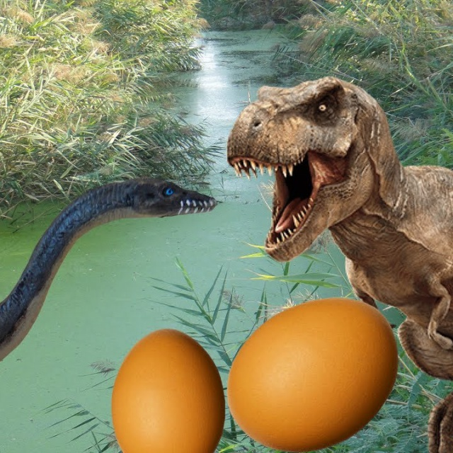 ТИРАННОЗАВРЫ и ПОИСК ПРОПАВШИХ ЯИЦ   Сборник мультиков про динозавров