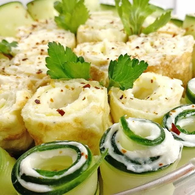 Потрясающий салат к празднику   Рецепт Алены Митрофановой