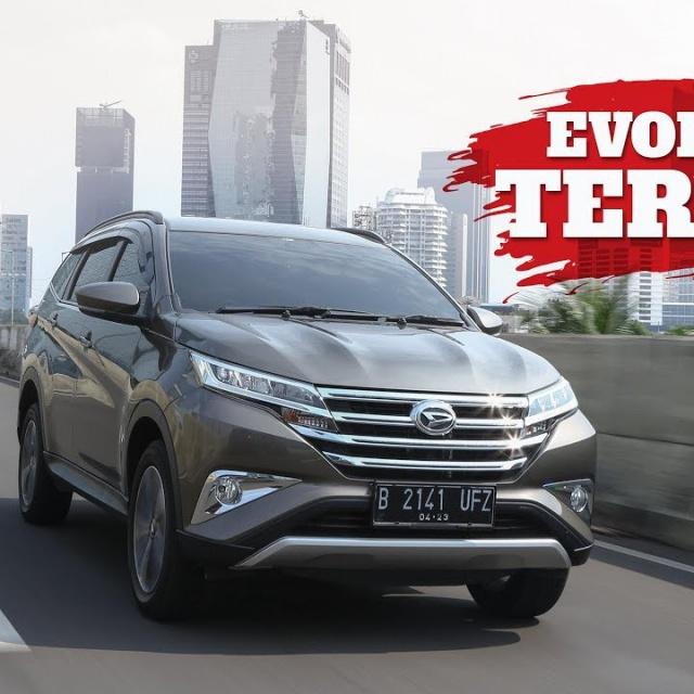 All New Daihatsu Terios 2018  - Review & Test Drive | CARVAGANZA