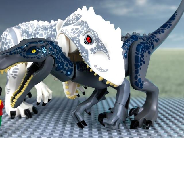 Динозавры Атакуют | LEGO Мультики про Динозавров | Мир Юрского Периода 2 Сезон