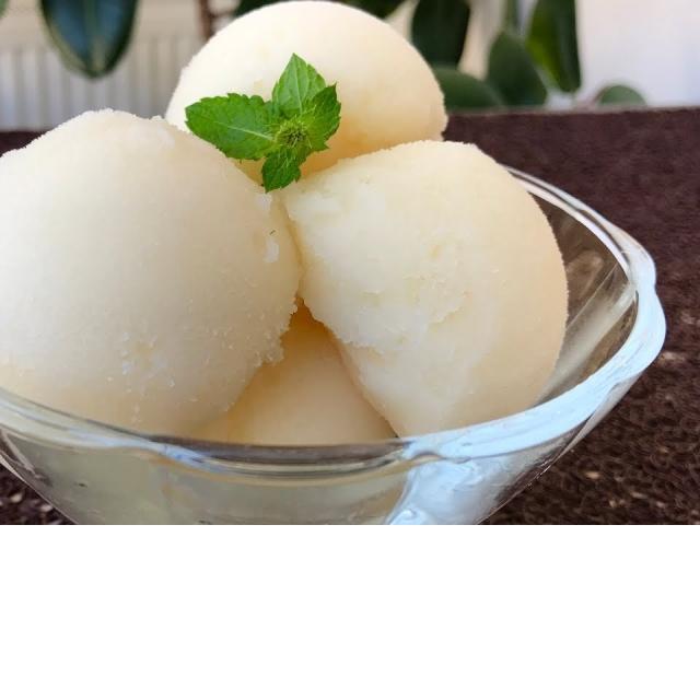 Мороженое (Сорбет) из Дыни |  БЫСТРО И БЕЗ ЗАМОРОЧЕК