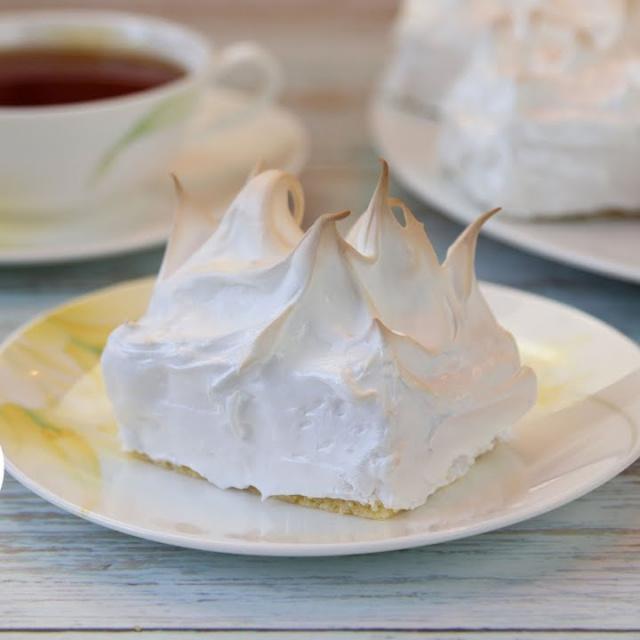 Лимонные Пирожные под Сладкой Шапочкой   Рецепт Ирины Хлебниковой