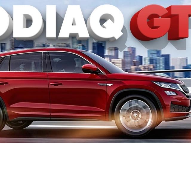 Skoda Kodiaq GT/Большой тест драйв