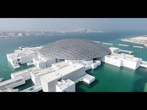 Мега сооружения  Музей Лувр Абу Даби 2018-Документальный фильм