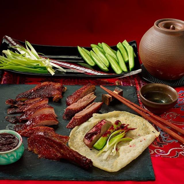 Утка по-пекински | Рецепт Сталика Ханкишиева