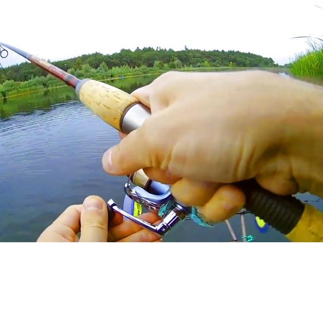 Лучшие моменты на рыбалке!