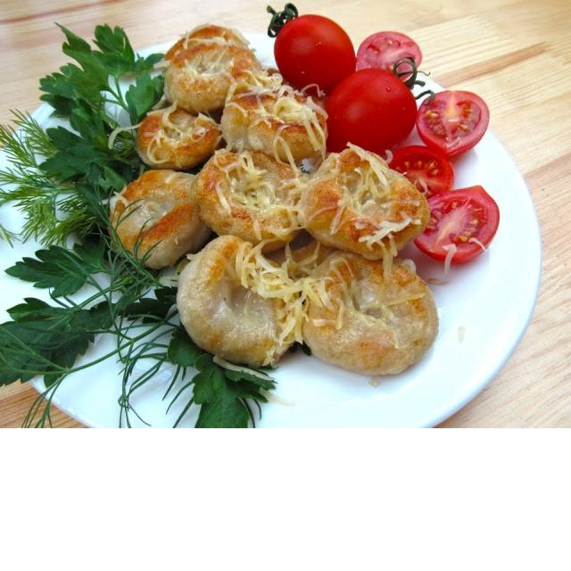 Картофельные ньокки с курицей Вкусное меню #55