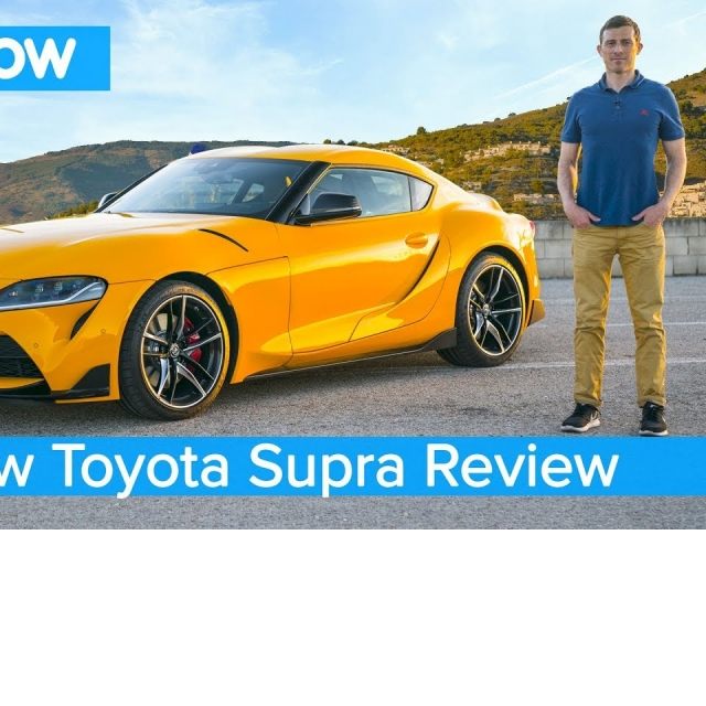 Toyota Supra 2020 in-depth review - tested on road, sideways on track and over the 1/4 mile sprint