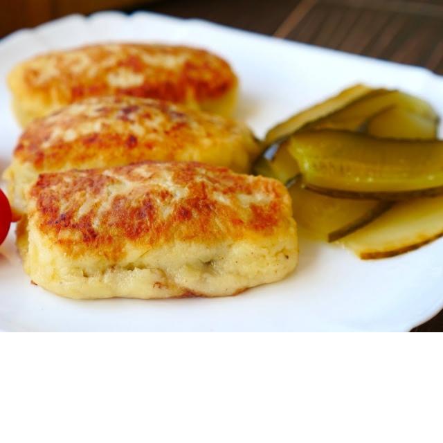 Картофельные Пирожки с Мясом | Рецепт Ольги Матвей