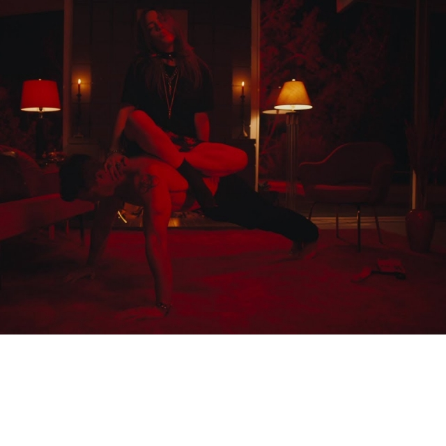 Billie Eilish - bad guy / Клип с переводом