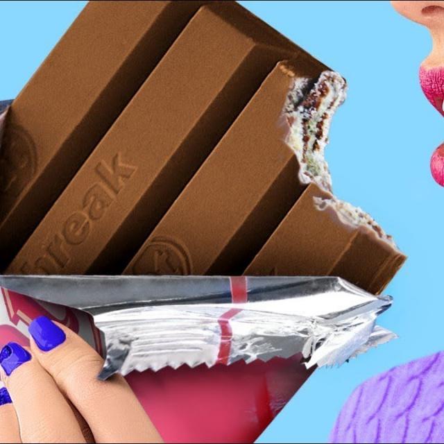 Гигантские сладости - 7 идей!
