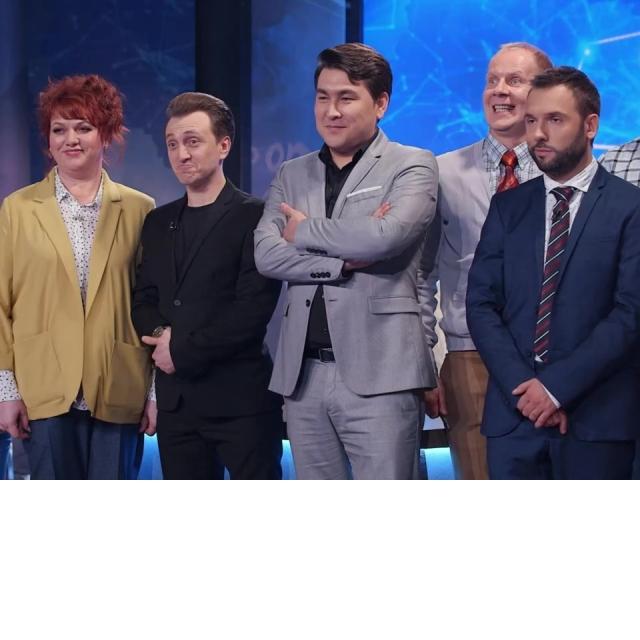 Однажды в России, 6 сезон, 1 выпуск (27.03.2019)