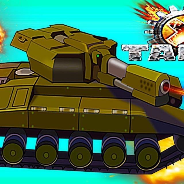 Мультик про танки для детей про танки с глазками для мальчиков 4 5 6 лет
