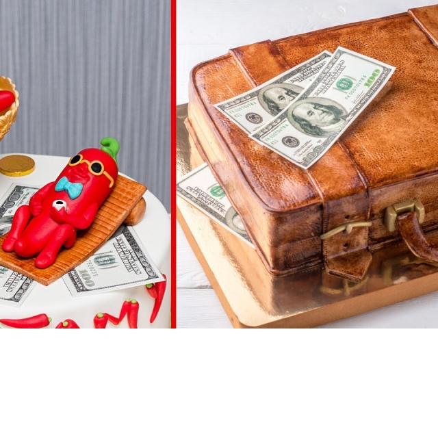 Удивительные Торты 3 Супер Идеи Красивые Тортики для Мужчин от 16 до 100 лет