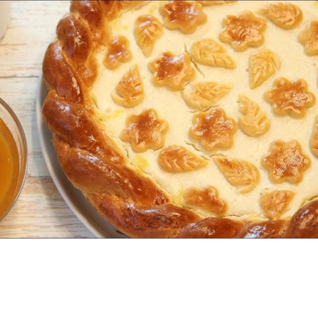 Пирог Сметанник-Очень Вкусный Пирог с Нежной Начинкой