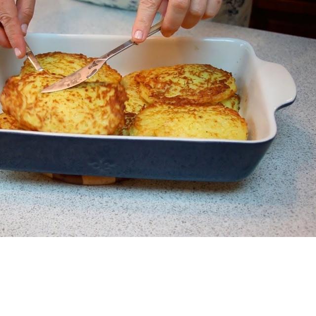 Курица в Картофельной Шубке Рецепт Ирины Хлебниковой
