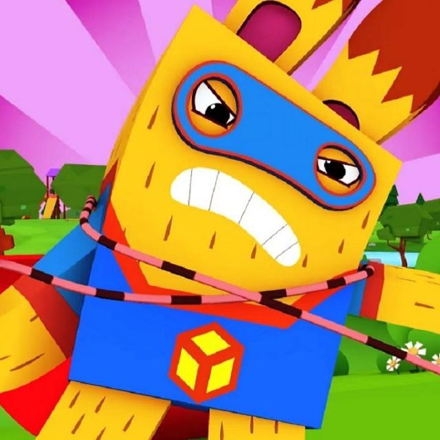 Мультики для детей - ЙОКО - Вик - герой дня! Супергерои - Серия 45