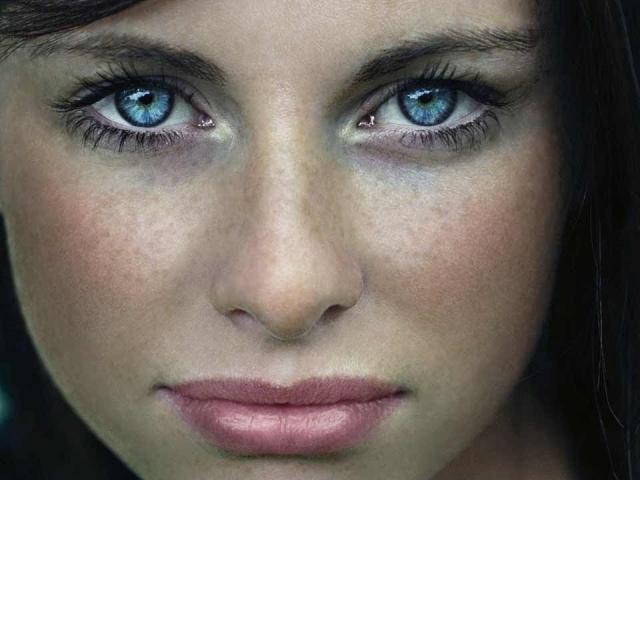 Ретушь лица: частотка, dodge&burn, пересадка кожи/ SPEED-ART