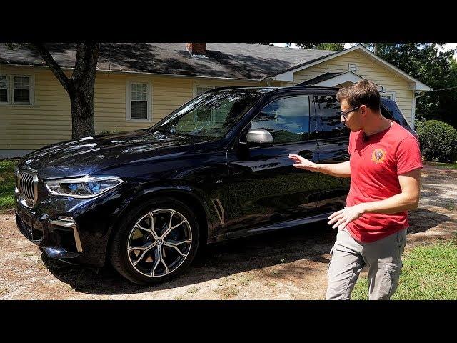 НОВЫЙ BMW X5 2019 Тест-драйв и обзор X5 G05 ЭТО КОНЕЦ