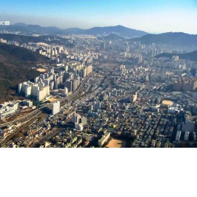 Суперсооружения Корейская Супермагистраль HD 1080p