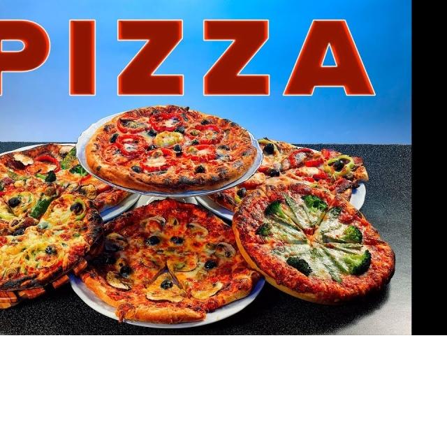 Пицца-Симфония   6 видов пиццы на гриле или в духовке   Рецепт Сталика Ханкишиева