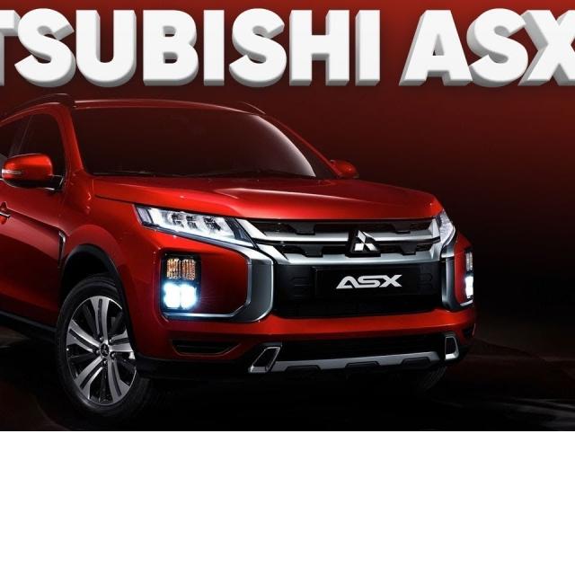 Новый Mitsubishi ASX / Большой Тест Драйв / Эксклюзив