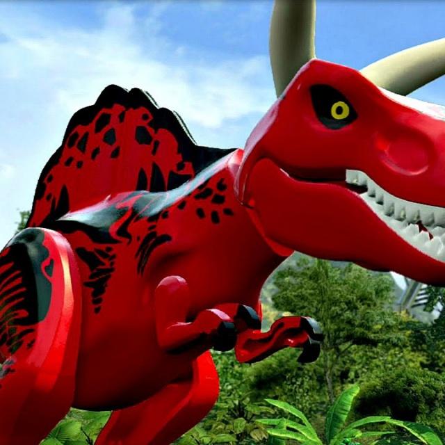 Мир Юрского Периода.Новые виды Динозавров.Игры и Мультики про Динозавров Лего