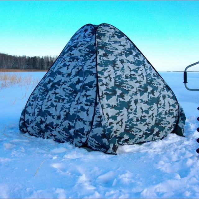 ЧТО ТАМ В ПАЛАТКЕ Зимняя рыбалка 2018 - 2019