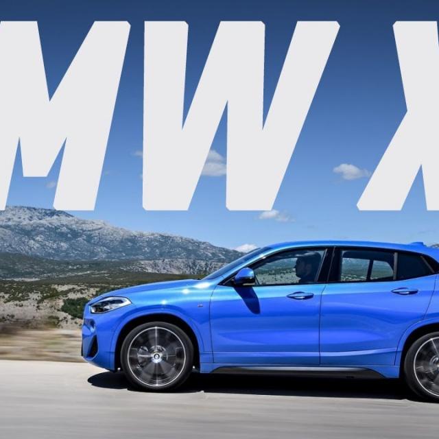 ДВА ИКСА/BMW X2/ БМВ ИКС ДВА/БОЛЬШОЙ ТЕСТ ДРАЙВ/ДОРОЖНЫЙ ТЕСТ