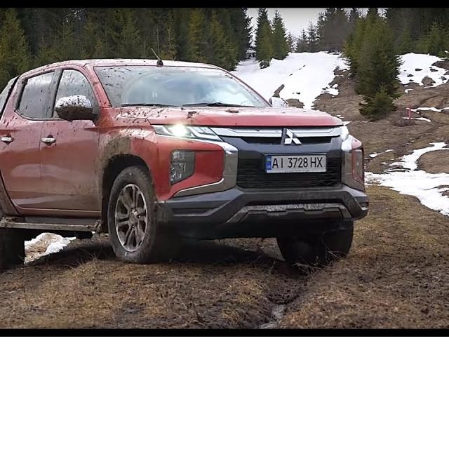 Mitsubishi L200 2019 Из грязи в князи НОВЫЙ  Л200 Тест-драйв