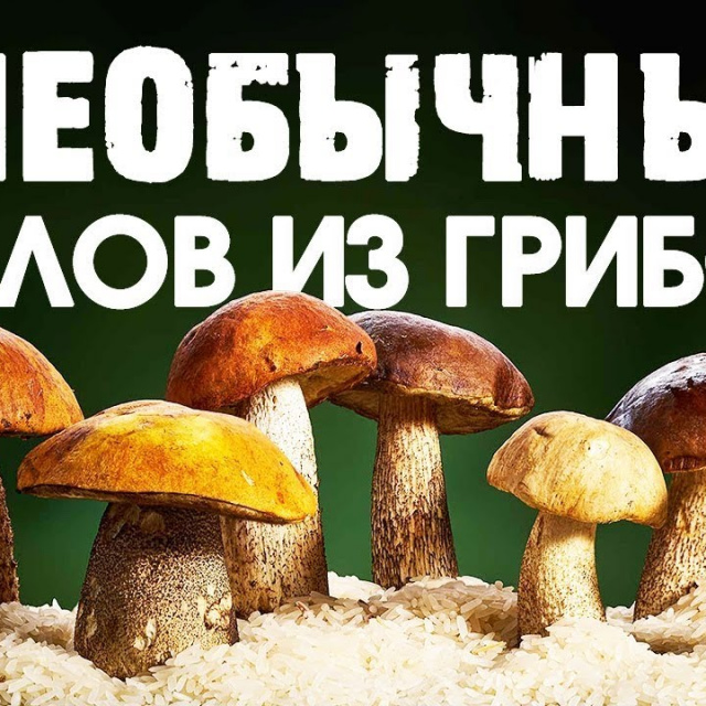 Необычный плов из грибов Секретный Рецепт Плова   Сталик Ханкишиев