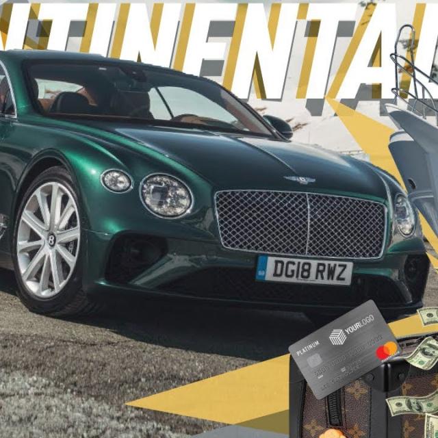 Новый Bentley Continental GT V12 635 Л.С 2018/Император Лухари/Большой Тест Драйв