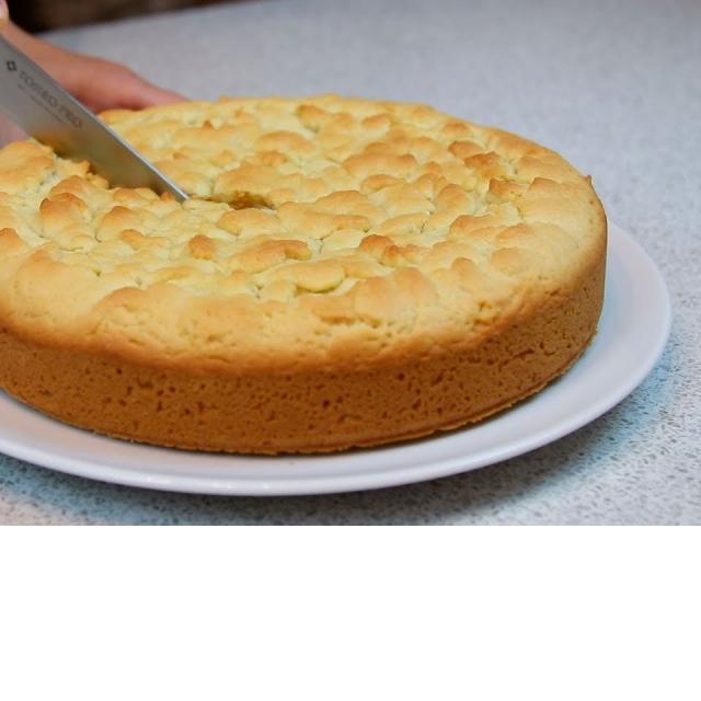 Домашний Пирог с красной смородиной | Рецепт выпечки Ирины Хлебниковой