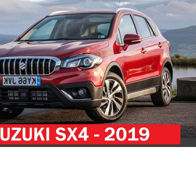 Suzuki SX4 - 2019 - Обзор и тест драйв Сузуки