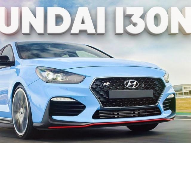 Горячий корейский хэтч Hyundai I30N/Хенде I30N/Большой тест драйв
