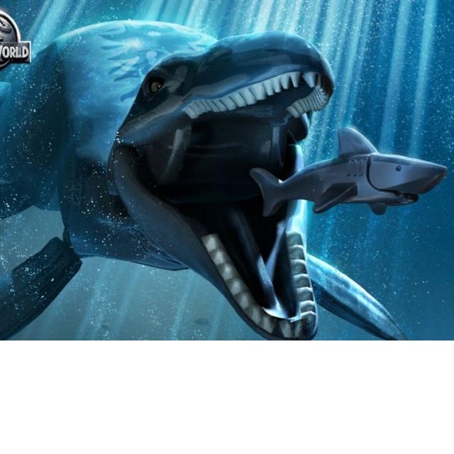 Лего Мир Юрского Периода на русском 2 Серия Мультики для Мальчиков Лего Динозавры