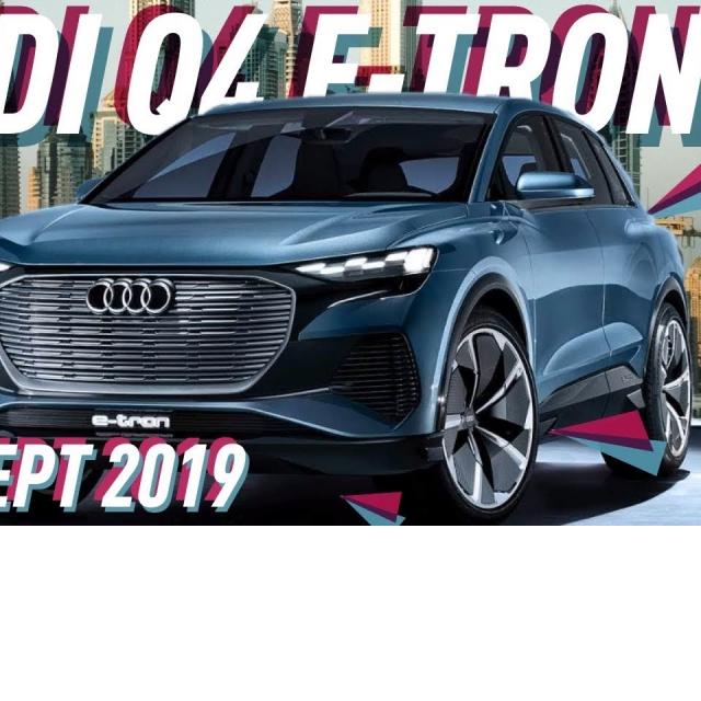 Ку Четыре/Audi Q4 e-tron/Дневники Женевского автосалона/Большой Тест Драйв