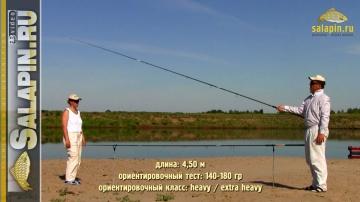 Образцы тяжелых фидеров Sabaneev Foton Pro [salapinru]