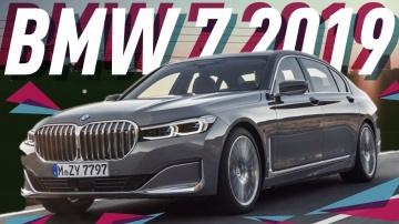 Еще злее/New BMW 7 series 2019/Дневники Женевского Автосалона