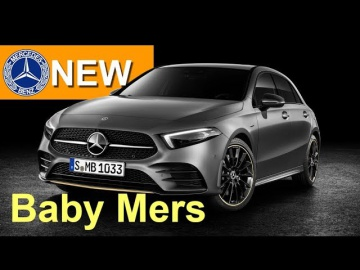 Mercedes A-Class 2018 - обзор Александра Михельсона / Мерседес А-класс