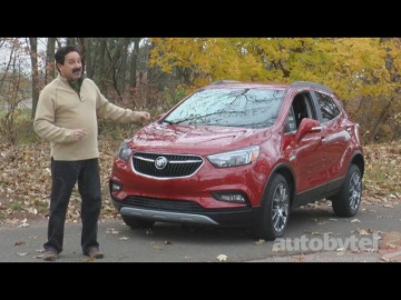 2017 Buick Encore Sport Touring AWD Test Drive Video Review – Subcompact Crossover SUV