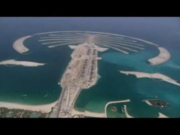 Суперсооружения Пальмовые острова в Дубае | Документальный фильм