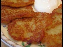 Картофельные драники (постные)   Рецепт Ирины Хлебниковой
