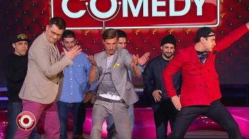Predatorz Crew в Comedy Club (26.06.2015) лучшее