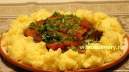 Говяжий язык в томатном соусе - Рецепт Бабушки Эммы
