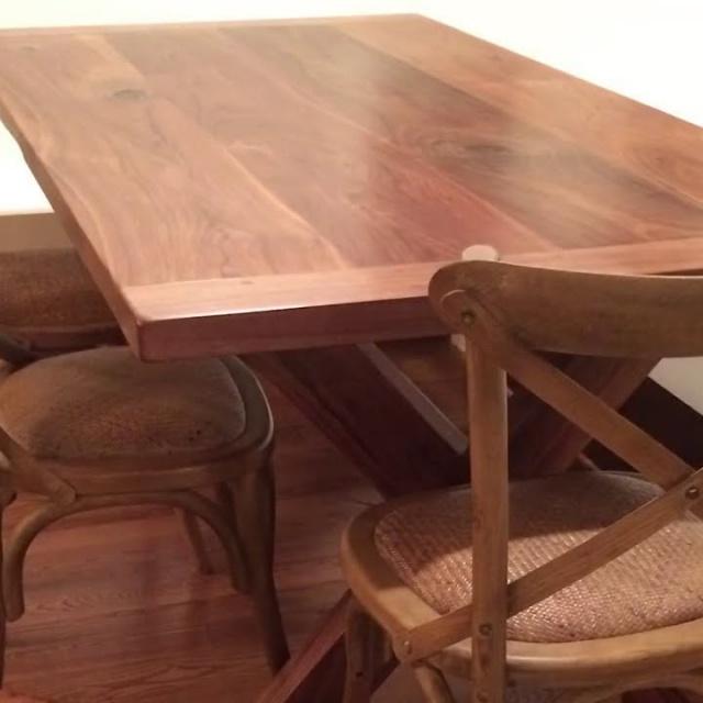 Как сделать стол обеденный деревянный своими руками
