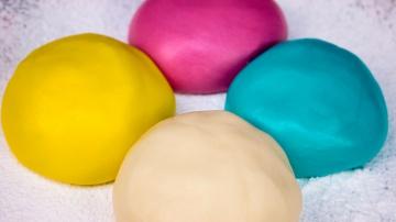 Мастика из маршмеллоу шокомастика Самый вкусный рецепт для обтяжки торта-Я ТОРТодел