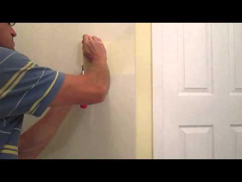 Как красить стены правильно своими руками.
